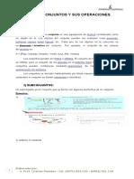 Conjuntos y Sus Operaciones. Funciones EEB - Res.