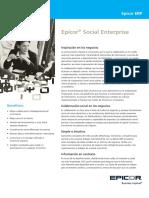 Epicor 10-En Español- Colaboración Social en Los Negocios