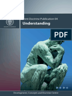 Joint Doctrine Publication 04