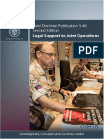 Joint Doctrine Publication 3-46