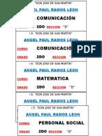 Angel Paul Ramos Leon