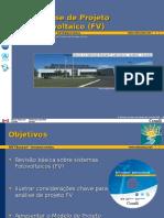 Análise de Projeto FV - RETScreen