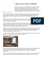 Exquisito servicio y negocio sobre reformas Valladolid