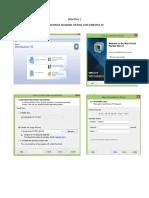 PRACTICA 1 y 2 Creacion de Maquina Virtual e Instalacion de W.xp