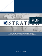 15888_The Methodology of Geopolitics