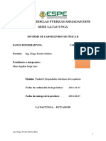 Informe capacitores tipos