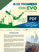10 Años de Progreso Con Evo