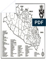Mapa de Guerrero Con Nombres