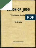 K. Mifune - Canon of Judo