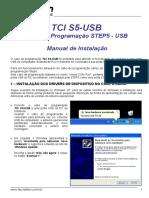 Manual Tci s5-Usb