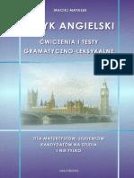 Ćwiczenia i Testy Gramatyczno-leksykalne [Matasek]