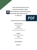 Proyecto Didáctico Mezclas y Soluciones