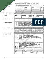 Revue de Direction Du Système de Gestion ISO 9001 2008