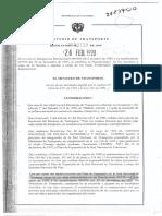 Resolucion339 de1999