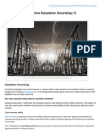 Electrical-Engineering-portal.com-Steps to Ensure Effective Substation Grounding 1