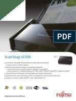Ix500 Ital Brochure