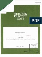 Building Practice Notes