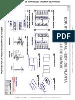Instalaciones Sanitarias Vf (Edf Ppal) Detalle Baños