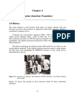 Chapter 2 Bipolar Junction Transistor
