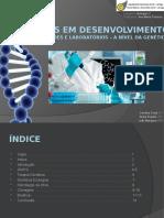 Projetos Laboratoriais Genética