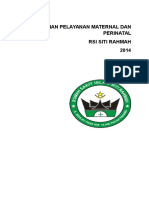 Pedoman Pelayanan Maternal Dan Perinatal Ok Nr