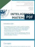 Inteligencia-matemática