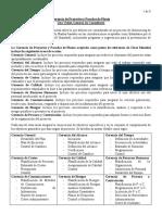 Gerencia de Proyectos y Paradas de Planta. JMCL