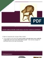 Duyan Chair Case Study