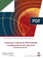 Comprender Sistema Appcc Aplicado Elaboracion Vino Joven