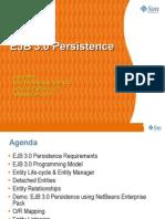 PersistenceEJB3 0