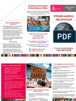 UU CATs Climate Action Teams 2016