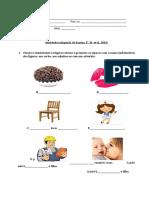 Trabalhando No Nível Fonético-fonológico Marcas de Oralidade Comuns e Marcas de Regionalismo Não Padrão