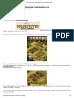 Guia Golden Towns Para Progresar Mas Rápidamente
