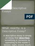 writing-descriptive-essays-powerpoint