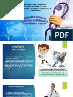 Medicina Individual y La Medicina Social