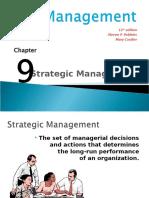 ch 9- Strategic Management.ppt