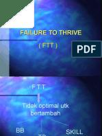 10. Failure to Thrive