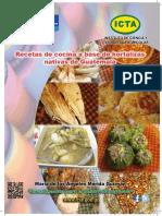 Recetas de cultivos nativos de Guatemala 2013