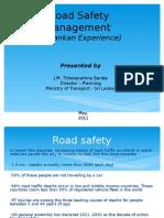 Road Safety Management - Sri Lanka