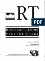 ASNT Radiography Level I & II