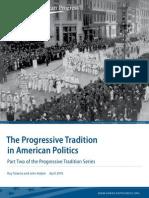 The Progressive Tradition in American Politics