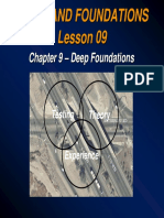 Lesson 09-Chapter 9 Deep Foundations - Part 1 a(Piles)