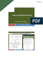 5 Stress Distribution Elastic Settlement
