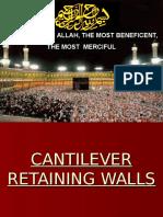 Cantilever Rw ACI