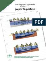 RIEGO POR SUPERFICIE (MÓDULO 2 JA)