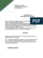 p24 Decizie Interna Nr 1