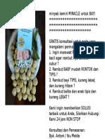 produk penumbuh rambut bayi, tanaman penumbuh rambut bayi, cara penumbuh rambut bayi, 085645610919