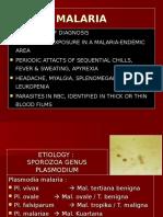 Diagnosis Dini dan Penatalaksanaan Malaria