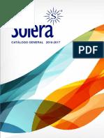 201602 Solera Catálogo General 2016-2017