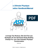 ASR Transformation Manual